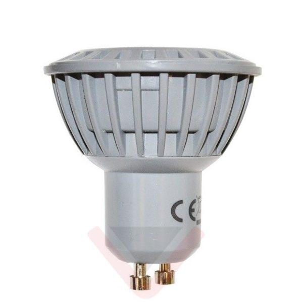 BEC SPOT LED 6W GU10 COB PLASTIC – lateral